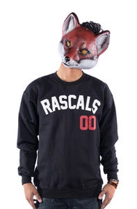 Image of Rascals Crew - Black