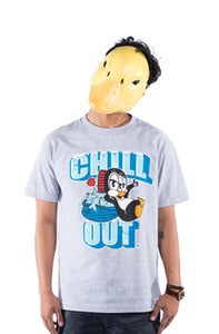 Image of Chill Out Tee - Grey