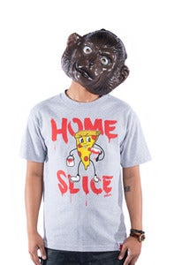 Image of Home Slice Tee - Grey