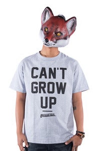 Image of Can't Grow Up Tee - Grey