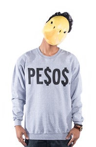 Image of Pesos Crew - Grey