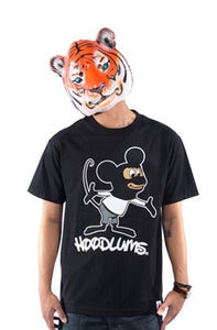 Image of Hoodlums Tee - Black