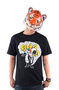Image of Swag Stinks Tee - Black