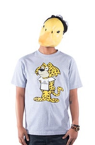 Image of Cool Cat Tee - Grey