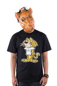 Image of Cool Cat Tee - Black