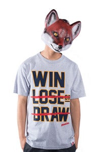 Image of Win Lose Draw Tee - Grey