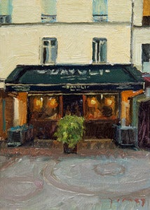 Image of 7. Favorite Paris Restaurant