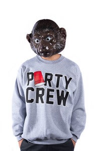 Image of Party Crew Crew - Grey
