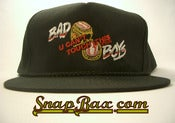 Image of Vintage Deadstock Detroit Pistons Bad Boys You Cant Touch This Snapback Hat Cap