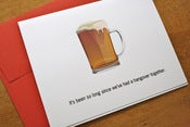 Image of Hangover Together - Card