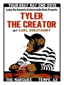 Image of Tyler The Creator - Marquee Theater