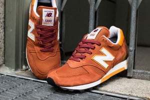 Image of New Balance - M1300CP (orange/white)