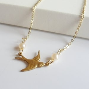 Image of Fly High Necklace