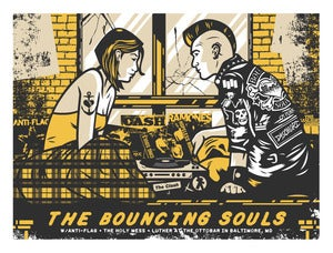 Image of Bouncing Souls - Baltimore - 2011