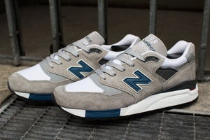 Image of New Balance - M998RR (grey)