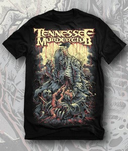 Image of Tennessee Murder Club - Sweet Carnage - Tshirt