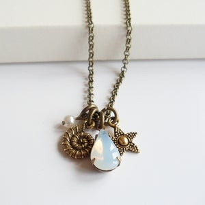 Image of Oceania Charm Necklace