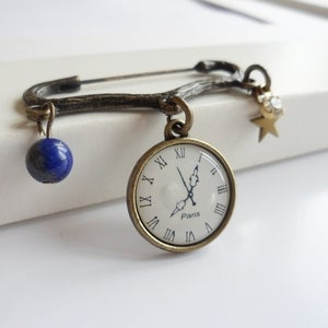 Image of Once up on Time Brooch