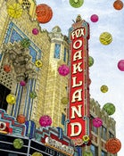 "Image of OAKLAND - 8""x10"" PRINT"