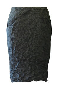 Image of Moth Pencil Knee Skirt