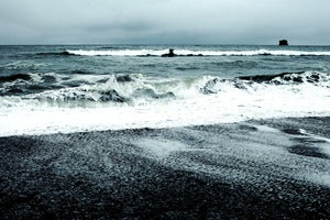 Image of The Pacific Ocean photograph print by Ryan Russell