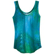 Image of prAna Om Tank - Capri Blue