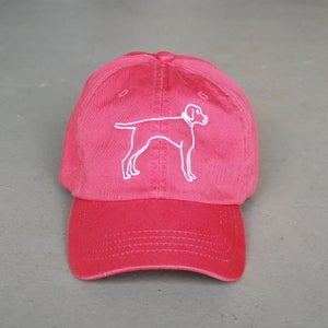 Image of Pink Bird Dog Children's Hat