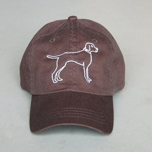 Image of Brown Bird Dog Children's Hat