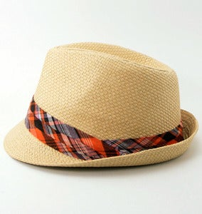 Image of Checker Band Fedora