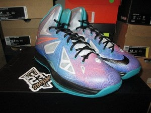 Image of LeBron X (10) &quot;Re-Entry&quot;
