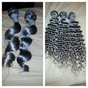 Image of *Buy 2 Get The 3rd Bundle FREE* Loose Wave & Curly