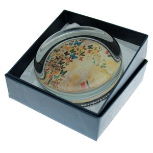 Image of Paperweight - Summer Butterflies