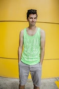 Image of Vancouver, we love you NEON TANK - GREEN