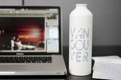 Image of Vancouver, we love you WATER BOTTLE