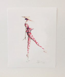 Image of Dancing in Delpozo | Limited Edition