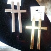 Image of Solid Chunky Crosses 
