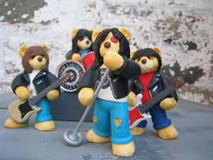 Image of Toxic Teddies - The Ramones