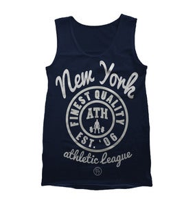 Image of The NYC Athletic League Tank - NEW! - Summer '13