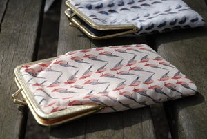 Image of Glasses case / Birds