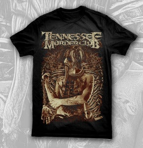 Image of Tennessee Murder Club - Bottom Feeder - Tshirt