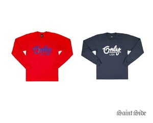 Image of Only NY - SS 2013 Surf Logo Long Sleeve Tshirt