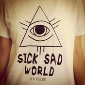Image of sick sad world