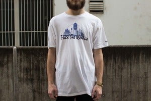 Image of HUF - FTW Tee (white)