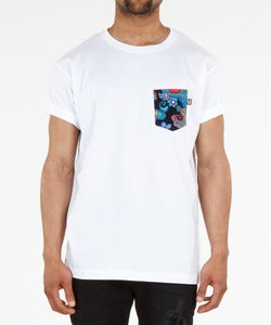 Image of THE WHITE 2nd JUNGLE POCKET TEE