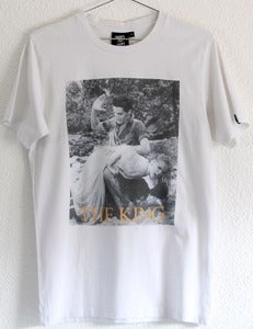 "Image of SEN NO SEN t-shirt ""The King"""