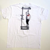 "Image of Polar ""Hang Time"" Tee White"