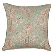 "Image of Scalamandre Collection- Wynward Sage 20"" Pillow"