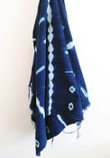 Image of African Indigo Blanket 1