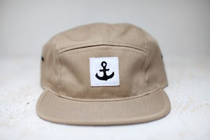 Image of Reid Camp Cap Khaki