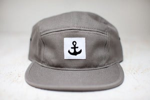 Image of Reid Camp Cap Grey